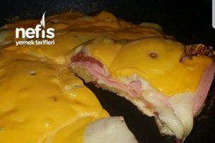 Muazzam Kahvaltı Pizzası Tarifi