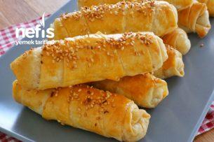 Patatesli Çıtır Börek Tarifi Videosu