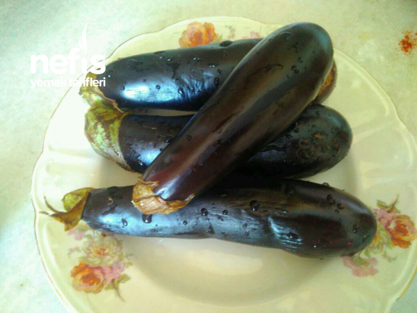 Kolay Patlıcan Kebebı