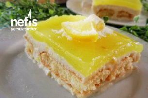 Limonlu Fresh Tatlı Tarifi