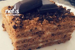 Muhteşem Bisküvili Pasta Tarifi