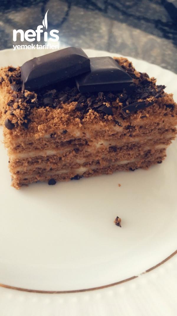 Muhteşem Bisküvili Pasta