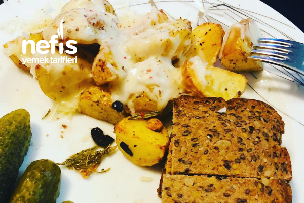 Ördek Yağlı Patates Fırında Tarifi