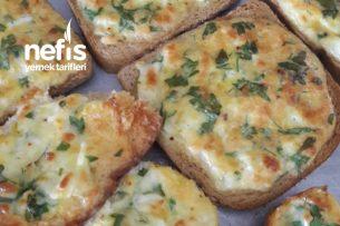 Peynirli Yumurtalı Ekmek Tarifi