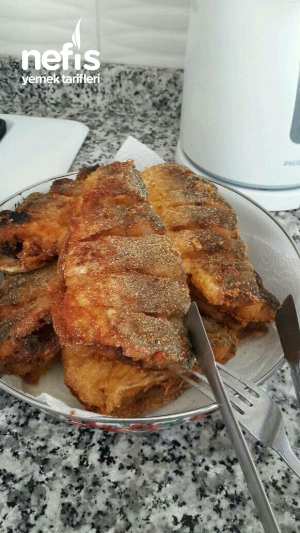 Tavada Sazan Balığı