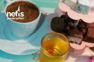 Bol Köpüklü Türk Kahvesi Nasıl Yapılır ( Sunumu İle )