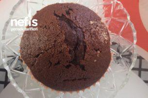 Çikolata Dolgulu Cupcake Tarifi