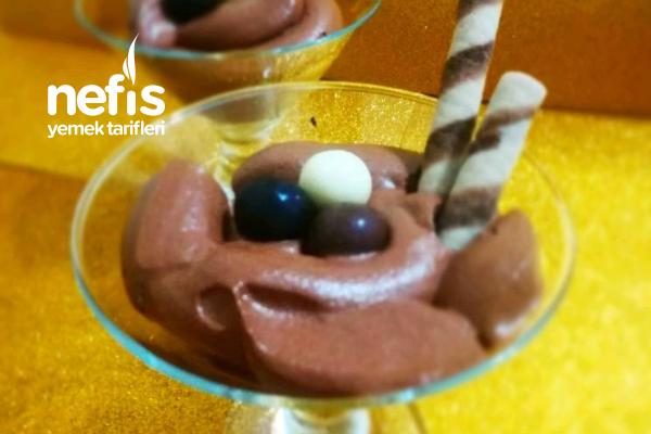 Köpük Çikolata (Basit Usül) Tarifi
