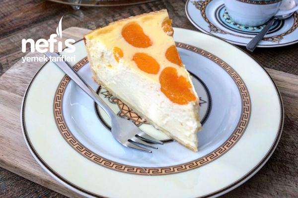 Mandalinalı Cheesecake Tarifi
