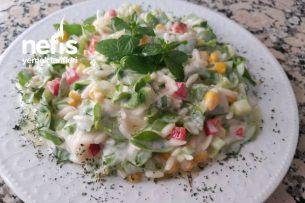 Şehriyeli Semizotu Salatası (Ferah Lezzetli) Tarifi