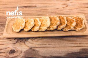 Tarçınlı Waffle Kurabiye Tarifi