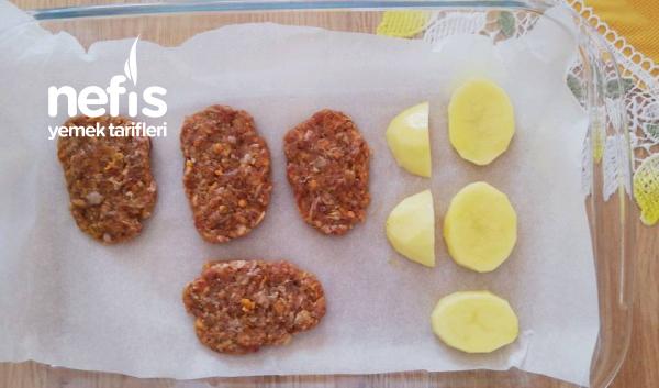 Fırında Köfte Patates(+8)