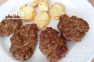 Fırında Köfte Patates (+8) Tarifi