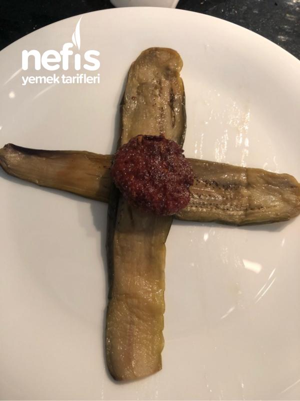 Patlıcanlı Kürdan Kebabı