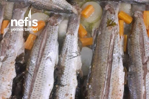 Sebzeli Kekikli Harika Fırında Balık Tarifi