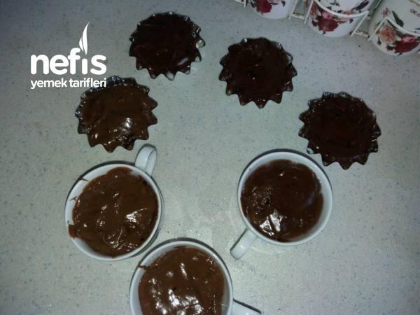 Sütlü Çikolatalı Hafif Tatlı