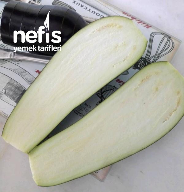 Minik Yelpaze Patlıcan