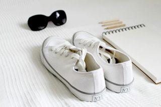 Evdeki 5 Malzeme ile Beyaz Ayakkabı Temizliği Tarifi