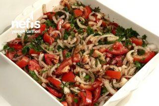 Kebapçı Salatası Tarifi
