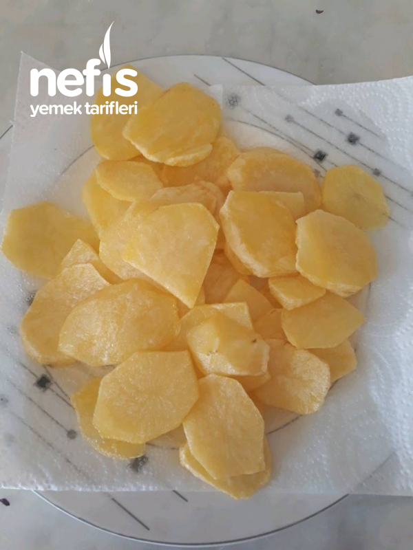 Patates Oturtması