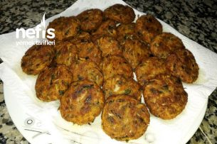 Patatesli Köfte (Parmak Yedirten) Tarifi