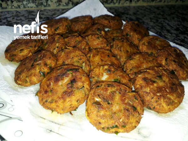 Patatez'li Köfte ( Parmak Yedirten)
