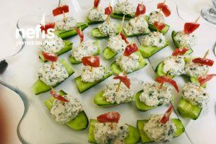 Salatalık Sandal Tarifi