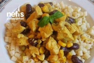 Tavuk Sote Hindistan Cevizi Sütüyle Tarifi