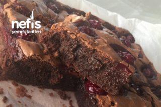 Vişneli American Brownie İnanılmaz Enfes Tarif Tarifi