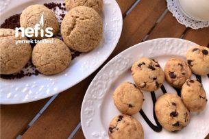 Çikolatalı Ve Kahveli Kurabiyelerim Tarifi