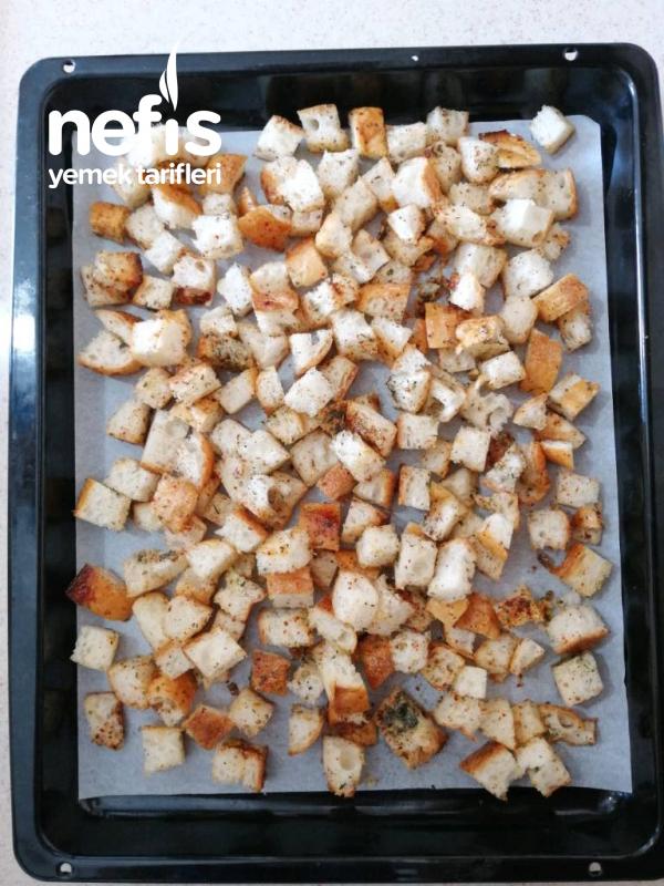 Kıtır Ekmek – Bayat Ekmekleri Değerlendiriyoruz