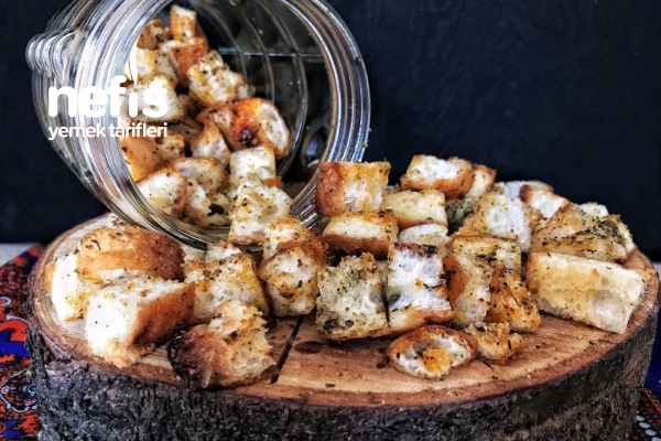 Kıtır Ekmek Bayat Ekmekleri Değerlendiriyoruz Tarifi
