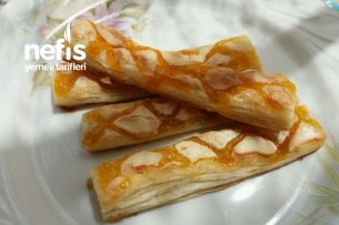 Marmelatlı Puf Börek Tarifi