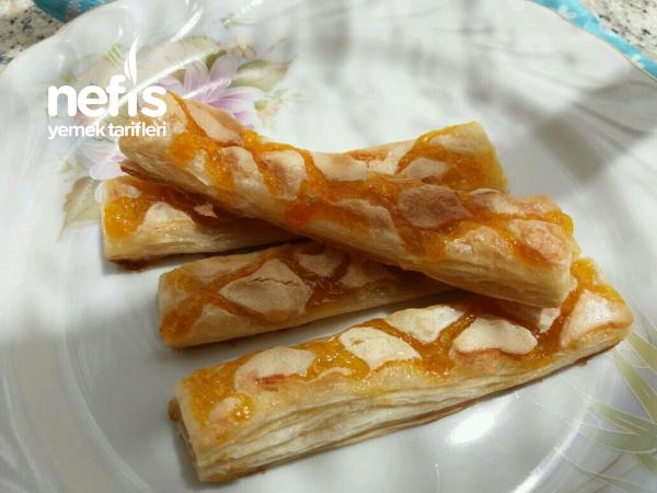 Marmelatlı Puf Börek