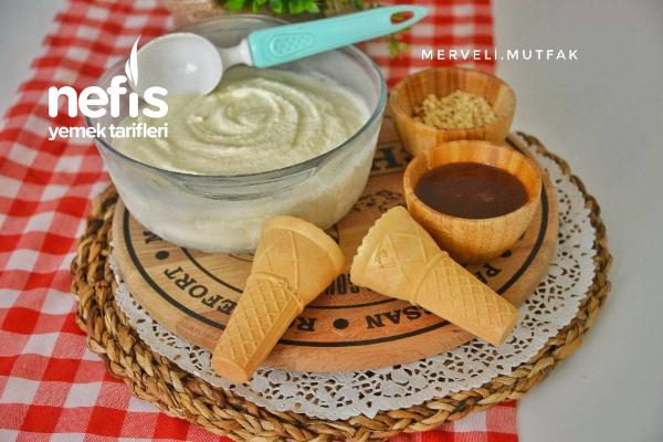 Orjinal Tadında Dövme Dondurma (Uzadıkca Uzayan Lezzet)