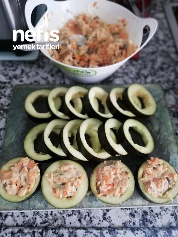 Patlıcan Sushi