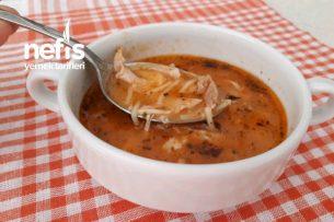 Tavuk Çorbası (Videolu) Tarifi