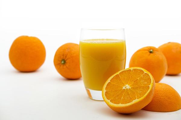 portakal suyu muz maskesi