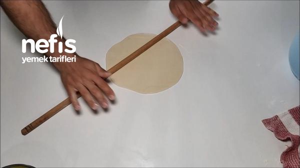 Kat Kat Katmer Tarifi | Saya Çöreği Nasıl Yapılır Çok Lezzetli (videolu)