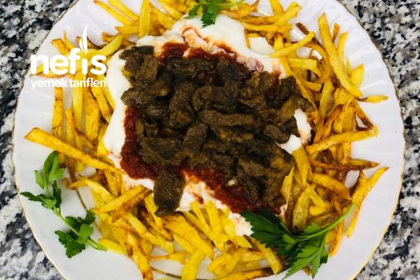 Müthiş Lezzetli Maden Sulu Özel Marine Çökertme Kebabı Tarifi