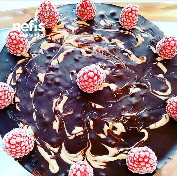 Fındık Kremalı Çikolatalı Bisküvi