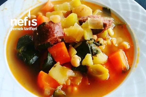 Harira Çorbası (Fas Mutfağı) Tarifi