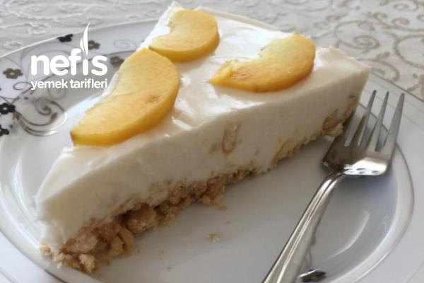 Limonlu Cheesecake (Sıcak Yaz Günlerinin Vazgeçilmezi)