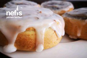 Mohnschnecke Haşhaşlı Alman Çöreği Çocukların Bayıldığı Kahvaltılık Tarifi