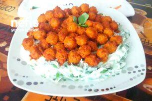Nefis Semiz Otu Salatası (Nefis Köfteli) Tarifi
