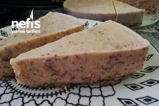 Raw Cheese Cake (Şekersiz Glutensiz Pişmeyen) Tarifi