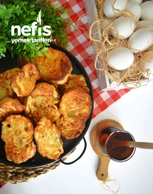 Yumurtalı Ekmek ( Anne Tarifi )