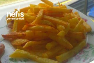 Zeytinyağlı Patates Kızartması Tarifi