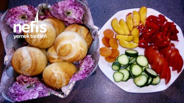 Brötchen, Alman Usulü Minik Ekmek