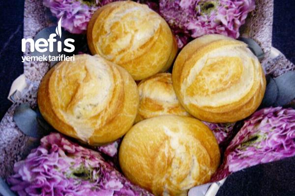 Brötchen Alman Usulü Minik Ekmek Tarifi